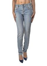 GUESS Jeans donna con cerniera sul fondo gamba in PROMOZIONE