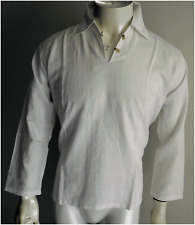NWT-V-shape,with button,l/s cotton Kurta size XL