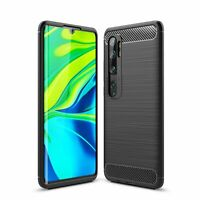 Xiaomi Mi Note 10 Case Phone Cover Protective Case Cases Black