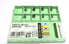 8 indexable inserts inserts p48411p-2r-a57 WKP25S Von Walter NEW H16357