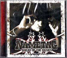 NAMETAG- Ahead Of The Basics CD (NEW 2007 Mixtape) Black Milk Ahk HIP HOP Rare