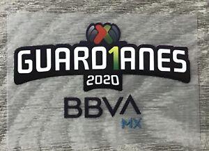 Guard1anes Liga BBVA 2020 Liga MX Patch  Parche