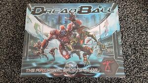 Dreadball Game