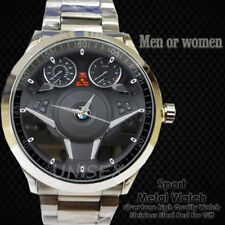 Hot Edition BMW M6 IM M3 Design Men's or Women speedometer Sport Metal Watch##