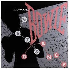 """David Bowie Let's Dance 12"""" Vinyl European Parlophone 2018 Limited Edition"""
