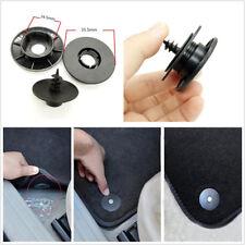 10 Pcs Car Interior Carpet Clips Floor Mats Anti-skid Pad Fix Retainer Fastener