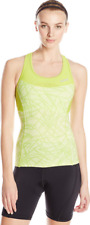 Zoot - Women's Performance Tri Racerback Top - Honey Dew Static - Extra Small