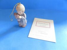 "Goebel Hummel ""Christmas Prayers� Ornament 2003"