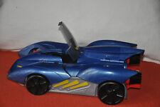 Mattel Voiture jouet Batmobile de Batman se transforme en attaque