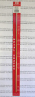K&S 8127 1/8 (3.18mm) Outside Diameter Round Brass Tube (Pk1)