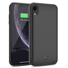 External Battery Charging Case for iPhone 6 6S 7 8 Plus X Charger Power Cover UK