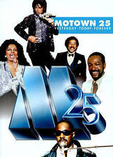 Motown 25 - Yesterday, Today, Forever (DVD, 2014) NEW SEALED