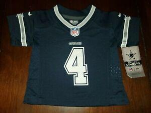 Dak Prescott Dallas Cowboys Nike Baby Infant Jersey 12M Read Listing