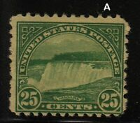 1931 Sc 699 Niagara Falls 25c MNH single stamp CV $13