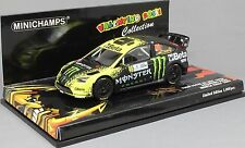 2009 Ford Focus RS WRC Minichamps Valentino Rossi Collection 1:43 Model Car