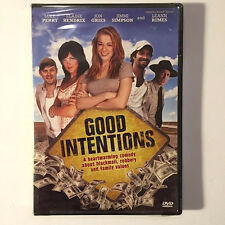 GOOD INTENTIONS (2010)Luke Perry,LeAnn Rimes!Heartwarming Comedy!Family!FreeSHIP
