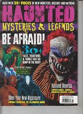 Haunted Mysteries & Legends Fall 2016 30+ Tales and Traditions Slenderman