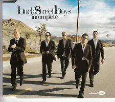 Backstreet Boys - Incomplete - CD SINGLE : My Beautiful Woman, Movin' On