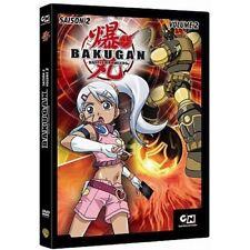 Bakugan Battle Brawlers Season 2 no. 2 DVD NEW BLISTER PACK
