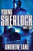 Knife Edge (Young Sherlock Holmes), Lane, Andrew, Very Good Book