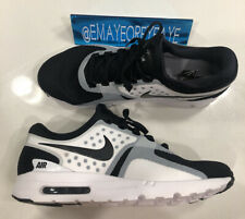 Nike Men's Air Max Zero Essential Black White Shoes Size 11 876070-101 running