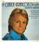 """album 12"""" 30cms: Claude François: ses plus grands succès. CBS B"""