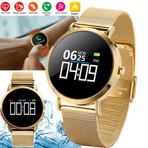 Premium Bluetooth Smart Watch Touch Screen Phone Mate Waterproof Heart Rate