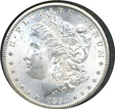 US Coin GSA 1884-CC Morgan Dollar  VAM-5 gem BU.....................C-10017
