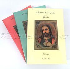 Atravez De Los Ojos De Jesus - Volumen 1