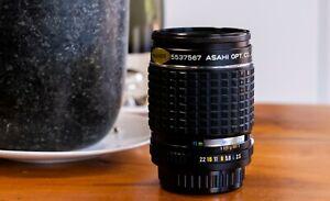 Asahi (Pentax) Takumar 135mm f2.5 (Pentax K Mount) (Near Mint)