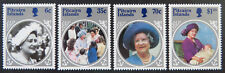 1985 Pitcairn Islands Stamps - Life & Times of the Queen Mother - Set of 4 MNH