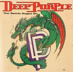 Deep Purple – The Battle Rages On... | CD