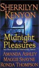 Midnight Pleasures - Amanda Ashley, Sherrilyn Kenyon (PB)