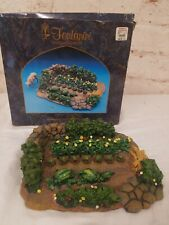 "Fontanini Vegetable Garden #55515 5"" Scale Roman 1999"