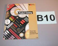 1992 Vermont American Power Hand Tools Accessories Catalog C-492   B10