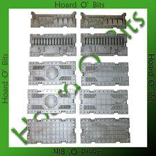 ROBOGEAR BITS HEXAGON - 10x RETANGULAR WALL or FLOOR TILES