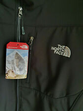 Men's The North Face Jacket, TNF Apex Bionic, Soft Shell, Large Size Black color