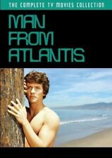 MAN FROM ATLANTIS the complete TV movies collection. Region free. New DVD.