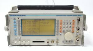 IFR / Marconi 2947 Communications Service Monitor AS-IS