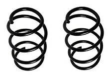 2x BMW 3 Compact E46 318 320 td Front Coil Springs 2001-2005