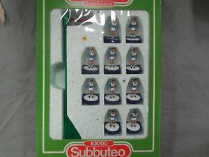 Subbuteo Lw Team Ref 617 Everton English Champions 1985
