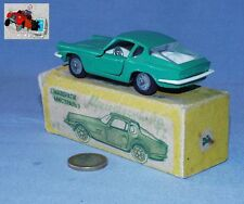 EX MEBETOYS ref A10 made in USSR : MASERATI 3500 MISTRAL COUPE