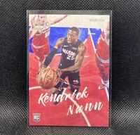 Kendrick Nunn Rookie 2019-20 Panini Chronicles Luminance #156 Miami Heat