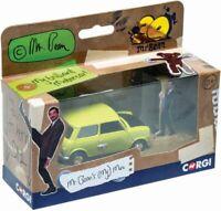 CORGI CC82115 Mr Bean's MINI diecast model car 30 Years of Mr Bean TV 1:36th
