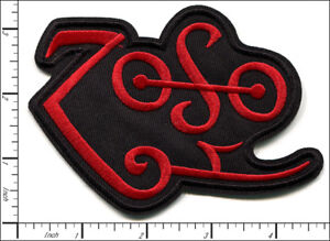 25 Pcs Embroidered Iron on patches Zoso LED-ZEPPELIN Rock Band AP056fZ1