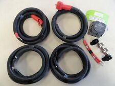 MASTERCRAFT 200/X2 BATTERY CABLE SET W/ VSR MODULE 243-01576-A MARINE BOAT