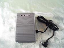 Foot Speed Control Pedal fit Singer SES1000, CE-100, CE-150, Jaguar 160 4C-333BL
