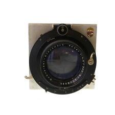 Vintage Schneider 300mm f/4.5 Xenar in Compound Shutter with Linhof Board -UG