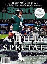 February 12, 2018 Nick Foles Philadelphia Eagles SB Sports Illustrated NO LABEL