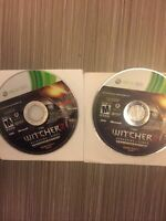The Witcher 2: Assassin Of Kings Enhanced Edition XBox 360 Discs Only